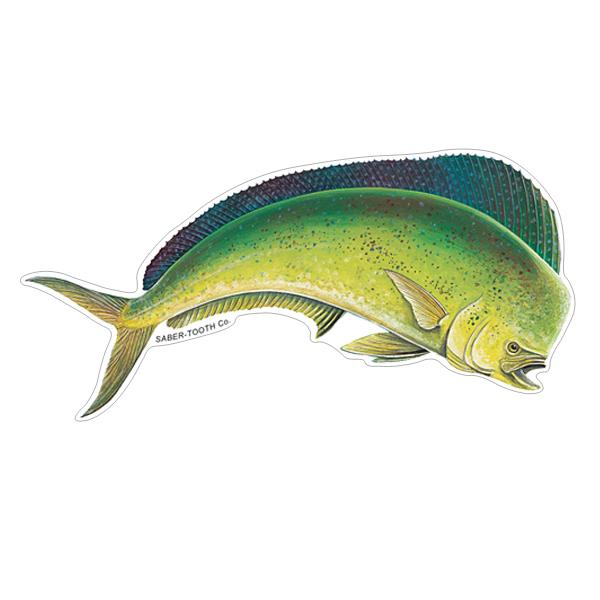 Mahi Mahi Fish Decals Amp Stickers For Car Truck Or Boat